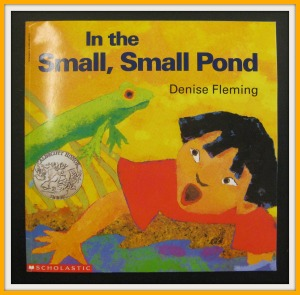 Small Pond Book