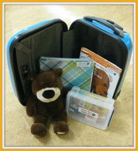 Bailey & The Bear Bag