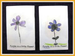 Purple Page (L) Carson (R) Kylie