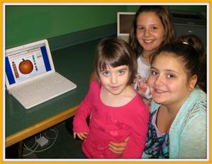 Anwyn, Aysha & Brooke