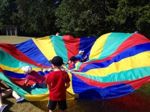 Austin ~ Parachute