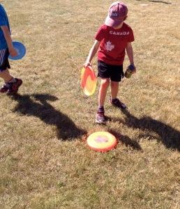 Cooper ~ Frisbee